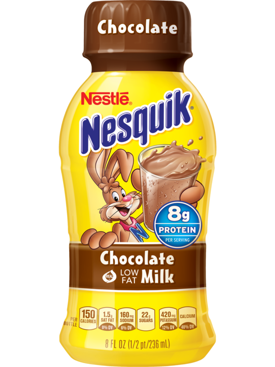 Chocolate Milk Nesquik